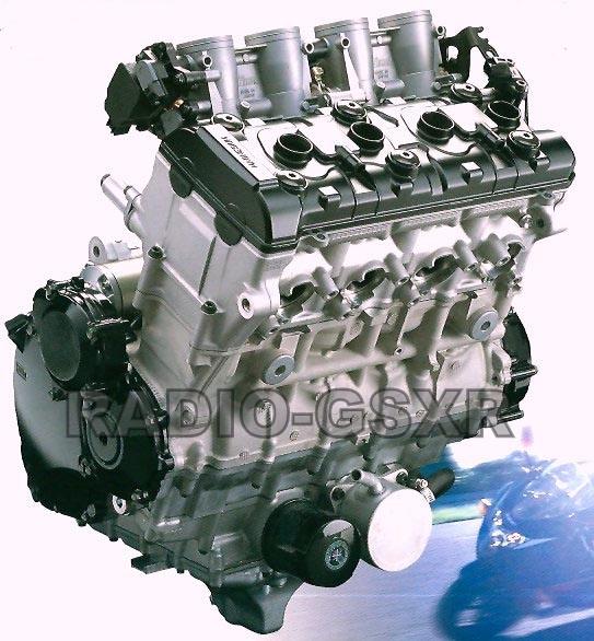 Suzuki Gsx R 600 K4 K5 2004 2005on 2013 Suzuki Gsxr 750