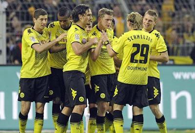 Borussia Dortmund 5 - 1 Wolfsburg (1)