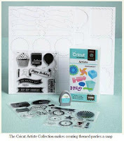 Cricut Artiste cartridge