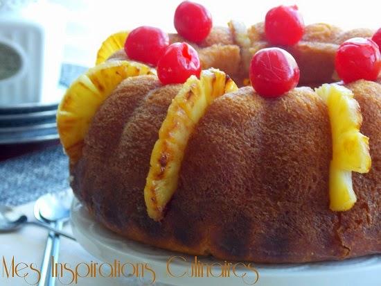 Le gâteau de Compiègne