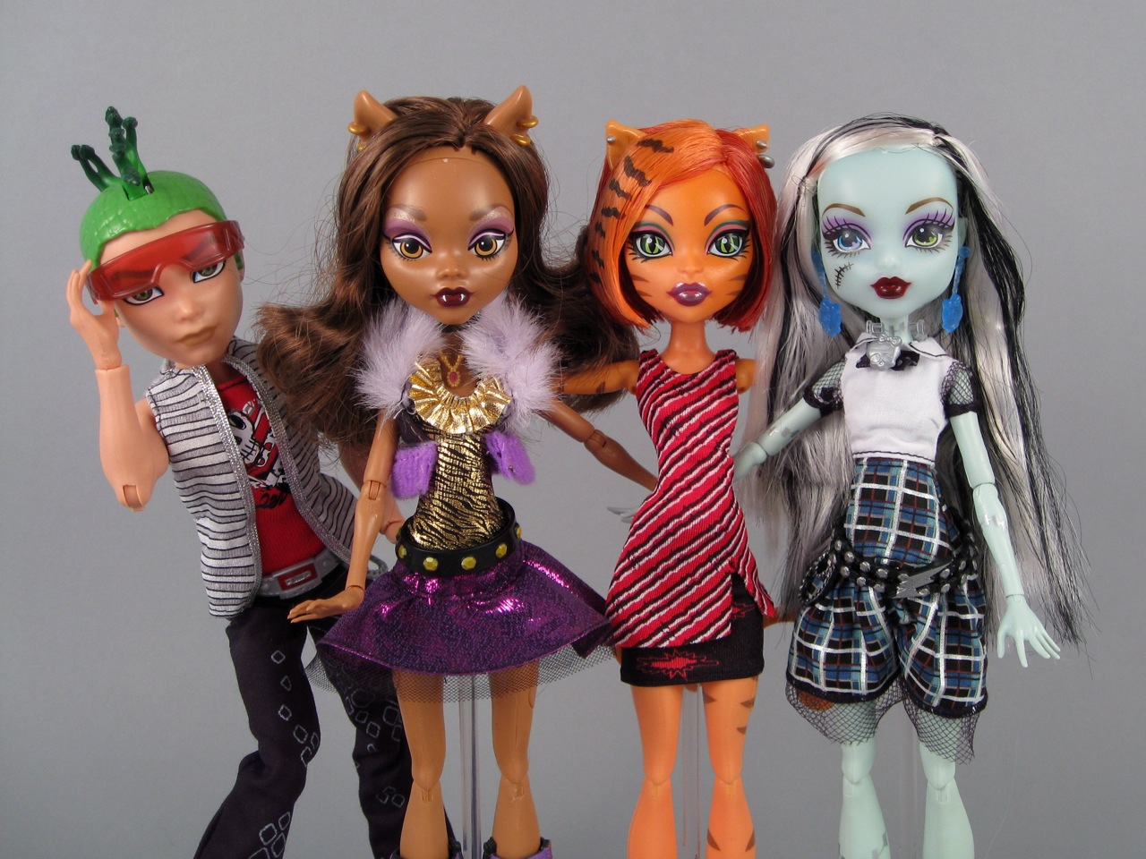 Ghouls Alive Monster High