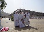 Kami di perkrngn Jabal Rahmah..:)