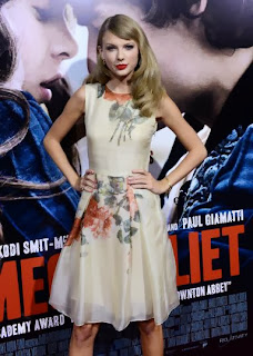 Taylor swift acting role