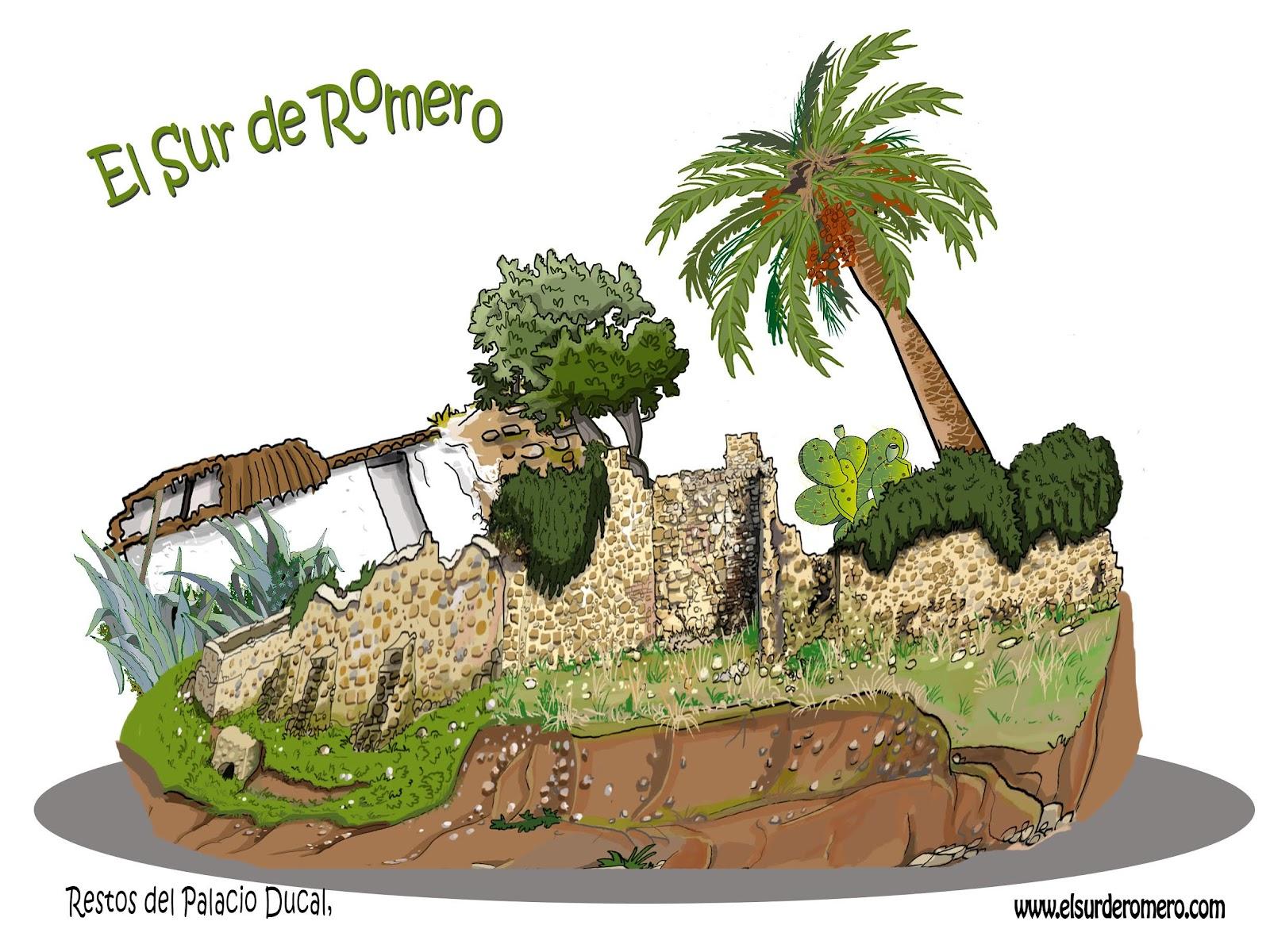 """<img src=""""Palacio Ducal.jpg"""" alt=""""Restos arqueológicos en Cómic"""">"""