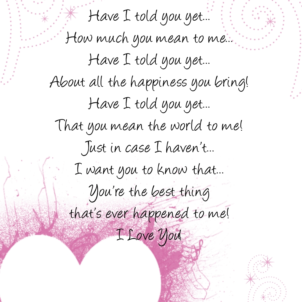 I Love You Quotes For Her From The Heart : love-quotes-and-sayings-for-him-from-the-heart---cool-best-heart ...