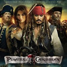 Pirates of the Caribbean: On Stranger Tides Top Wallpaper