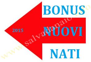 Bonus nuovi nati 2016 - come ricevere 80 euro al mese