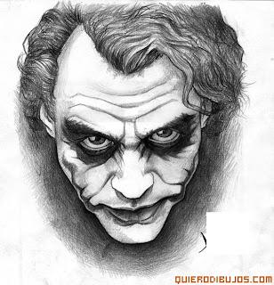 Dibujos de Joker