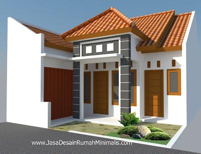 Desain Rumah Tropis Minimalis Di Cianjur