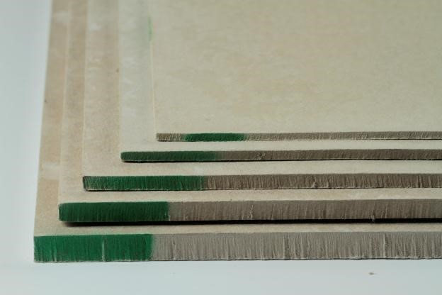 Original HardieFlex green stripe