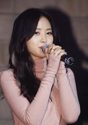 Naeun Apink Pink LUV Live