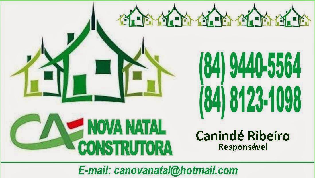 CA NOVA NATAL CONSTRUTORA