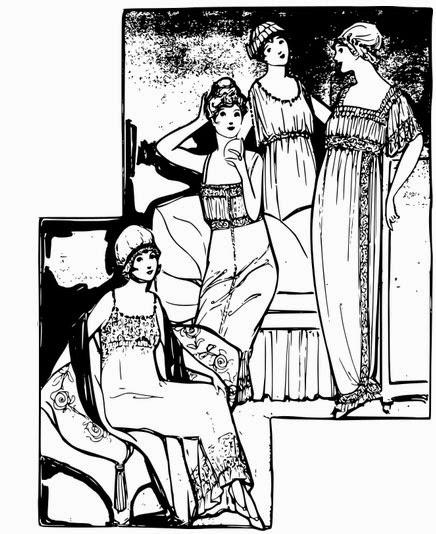 Los diferentes estilos de ropa interior y lencería de mujer