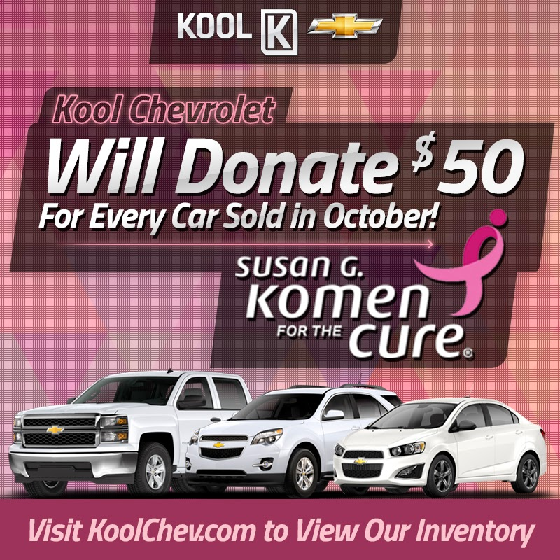 Chevrolet Grand Rapids: Making A Difference In Breast Cancer Awareness