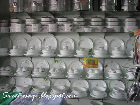 SweetieSaQi Shopping di Kelantan