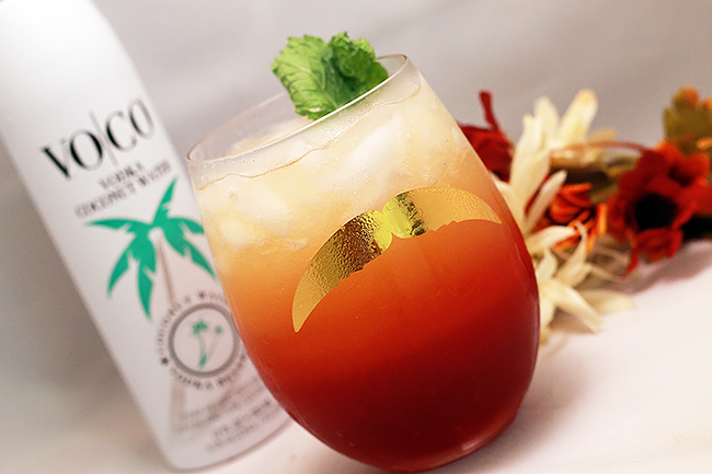 VOCO Tropical Autumn Punch