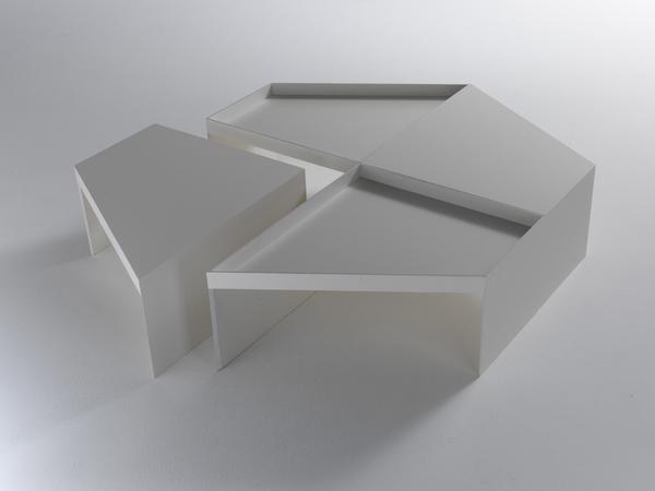 Tavolo Piano Sottile Kronos : Ars city salone del mobile tavoli