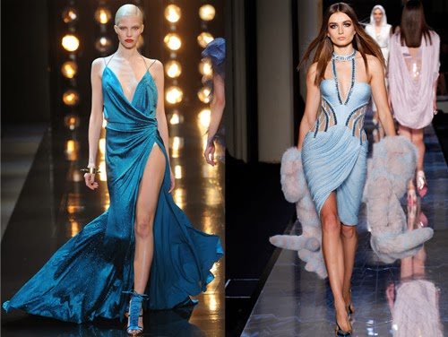Alexandre Vauthier and Atelier Versace