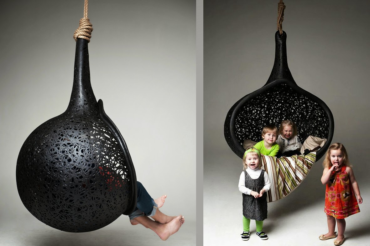 Dacon Design/blog / Manu Nest Hanging Chair