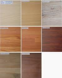 Contoh lantai kayu laminated MILANO