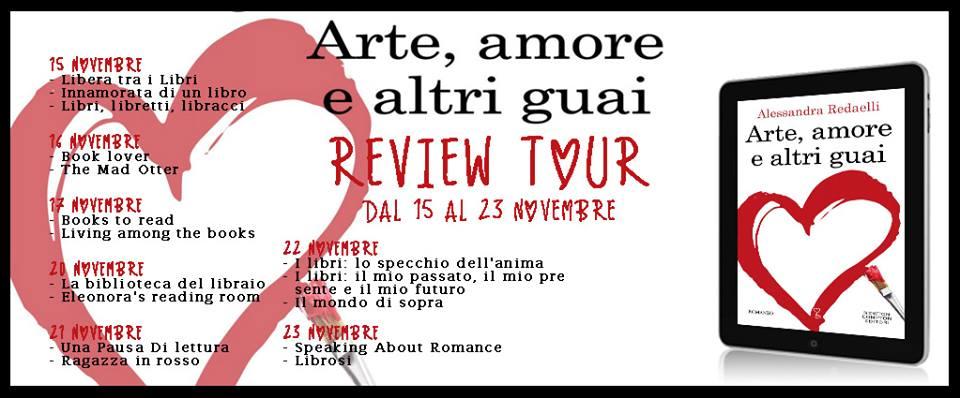Review Tour: Arte, amori e altri guai