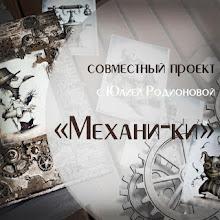 """СП с Юлией Родионовой """"Механи-ки"""""""