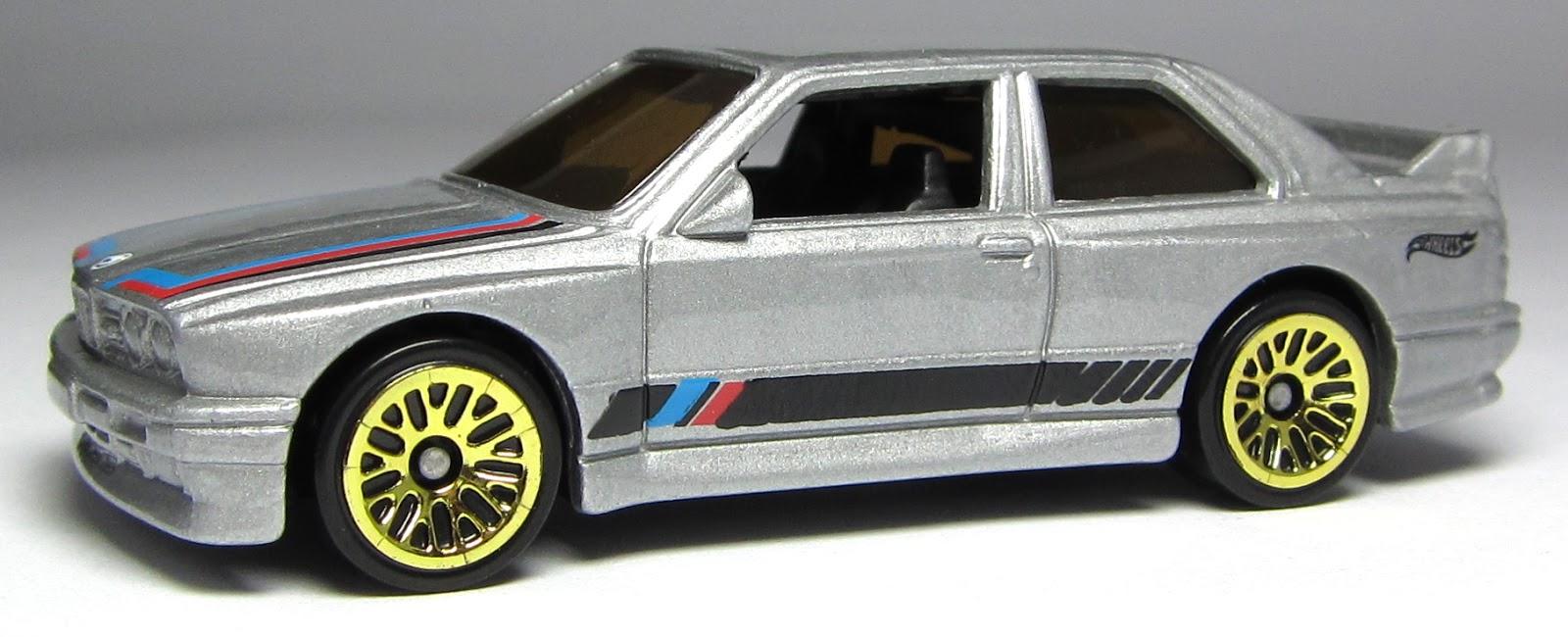 Hot Wheels BMW E30 M3 white