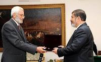 """مصادر: مرسى يكلف الغريانى بتعديل """"المكمل"""""""