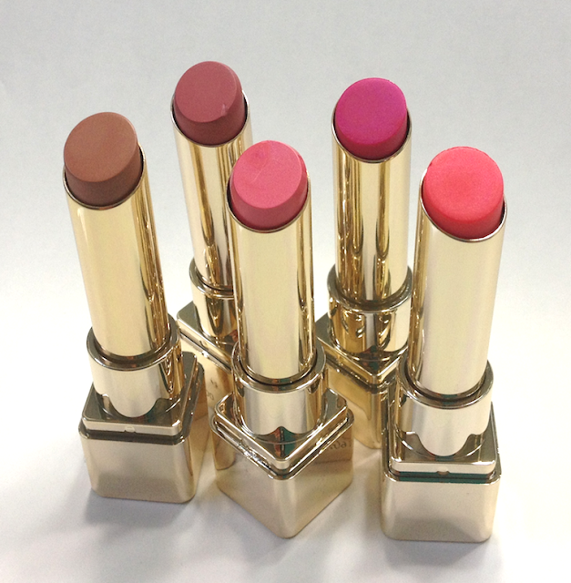 l'oreal caresse by colour riche lipstick