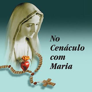 Cenaculo com Maria