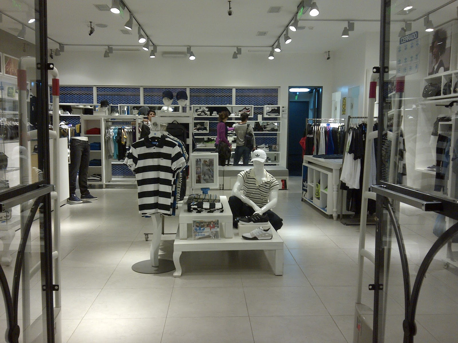 adidas outlet paraguay