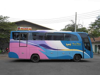 Rodeo Bus, Medium Bus Karya Karoseri Agustus