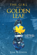 The Girl and the Golden Leaf