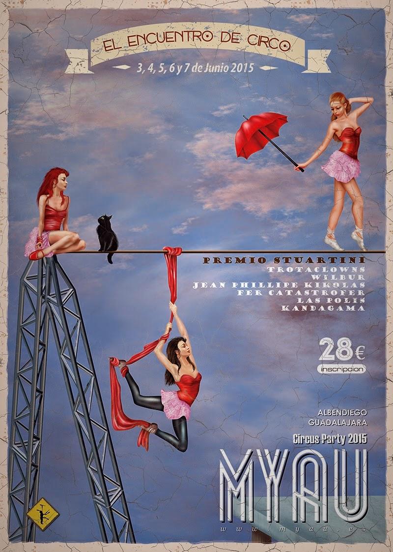 Foto cartel ganador del concurso