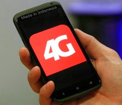 Smartphone 4G LTE Buatan Indonesia