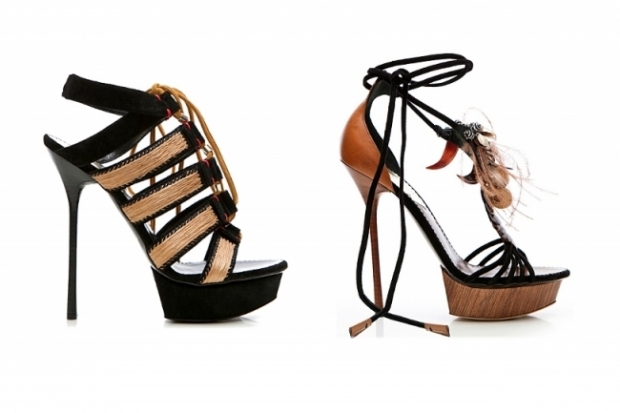 Весенняя Женская Обувь Фото