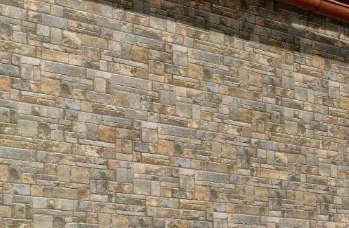 Azulejos exterior piedra de pizarra d azulejo de la for Azulejos pared exterior