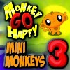 Monkey go happy mini-monkey 3