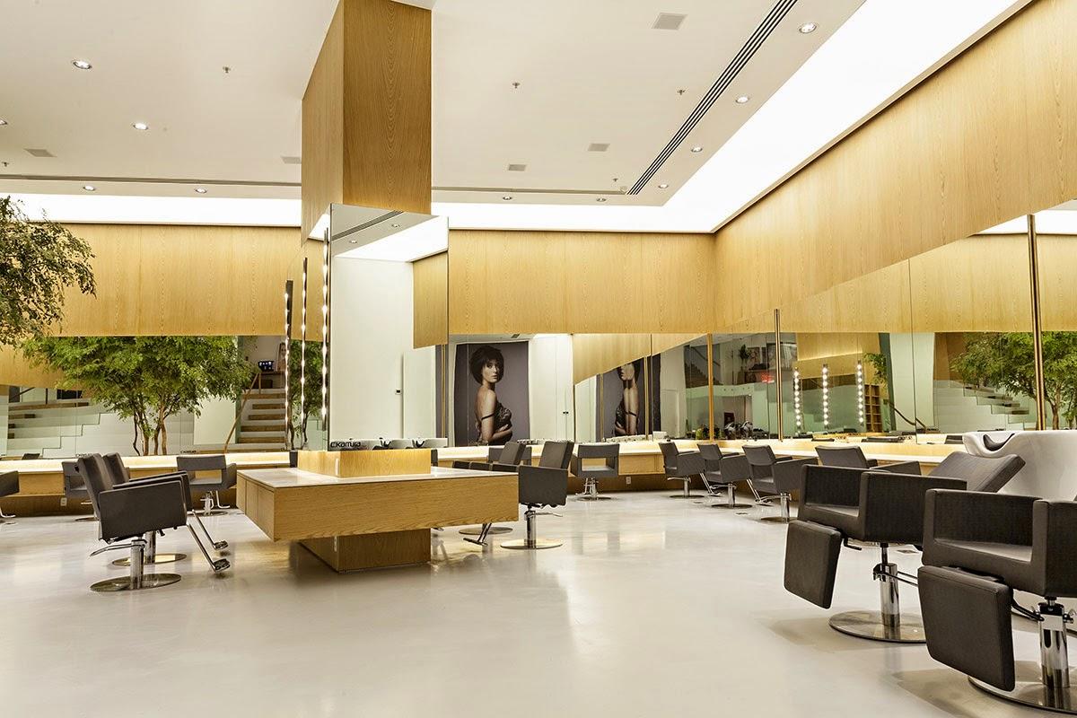 Bernardes Arquitetura: Salão de beleza C. Kamura Rio de Janeiro  #515811 1200x800