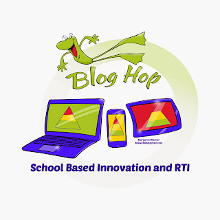 Blog Hop School Based Innovation and RTI Logo