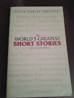 Book cover: Worlds Greatest Short Stories - Dover Thrift Ed