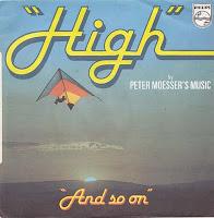 Peter Moesser\'s Music - High (Vinyl, 7\