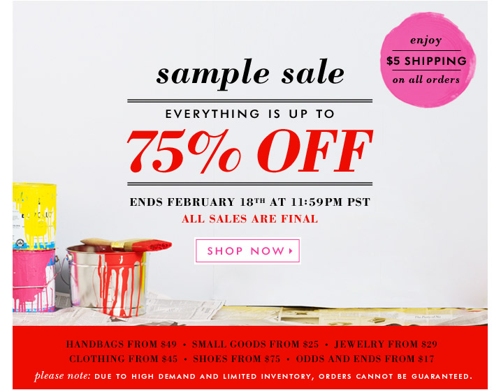 hannaanderssonbackpacksalejpg 707 535 – Sample Sale Order Template