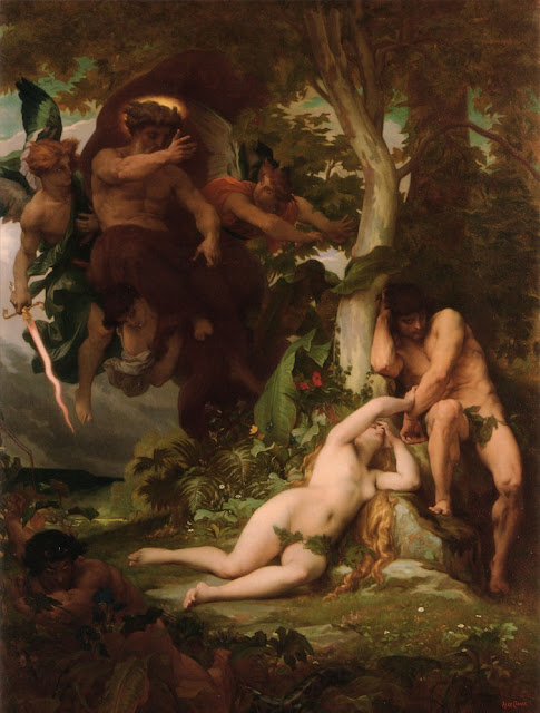 Garden of Eden,bible,adam and eve