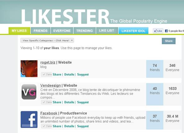 likester