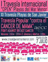 "I Travesía Internacional ""Open"" Playas del Mar Menor"