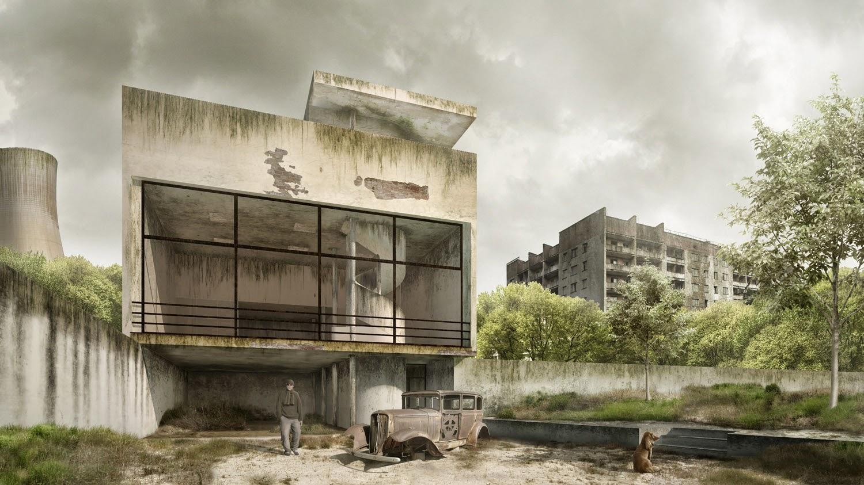 Le Corbusier - Villa Martínez de Hoz