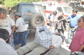 Los politraumatismos constituyen la principal causa de muerte en Tarija