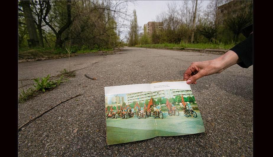 EL LADO OCULTO : CHERNOBYL: EL DESASTRE NUCLEAR