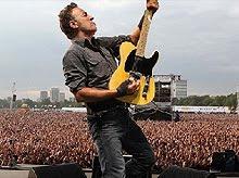 Se acerca la gira española de Bruce Springsteen